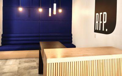 RFP's new RFP Design Order System for Custom Furniture